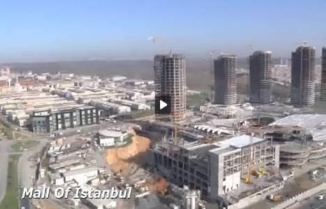 Bağcılar'da inşa edilen 2 projenin havadan genel videosu!