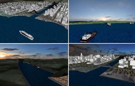 Kanal İstanbul ile boğazdaki gemi sayısı azalacak!