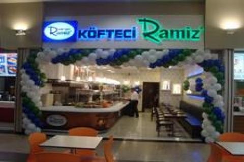 Köfteci Ramiz Ankara Ankamall'de şube açtı