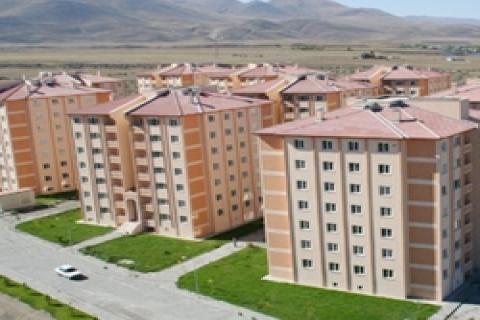 TOKİ, Erzurum Palandöken'de