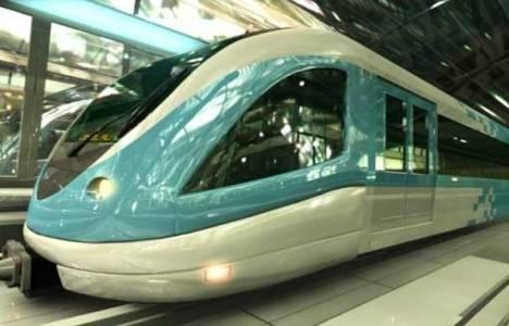 Silivri'de beklenen metro vatandaşları rahatlatacak!