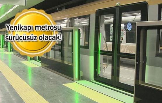 Yenikapı-Atatürk Havalimanı metrosuna 2 yeni durak geliyor!