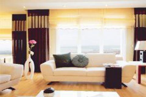 Ev alana mobilyası Vista Residenza'dan