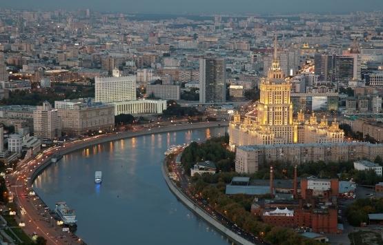 Moskova'da faizler düştü yeni ev satışları rekora koştu!