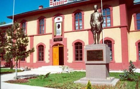 Erzurum Kongresi'nin yapıldığı