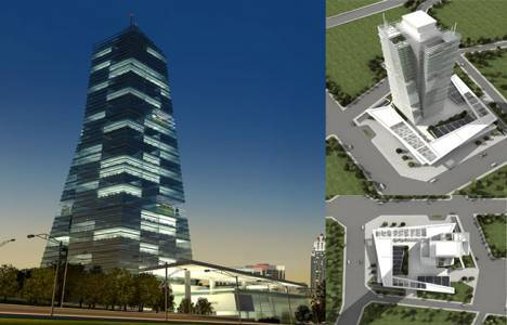 Paragon Tower Ankara 'da 12 ay vadeyle ofis: 480 bin TL!