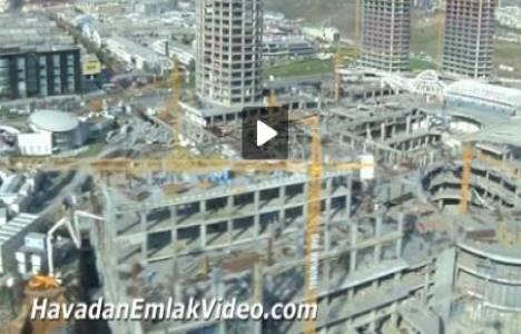Mall Of İstanbul Evleri'nin havadan görüntüleri!