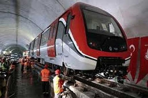 Kadıköy-Kartal Metrosu sefer için gün sayıyor!