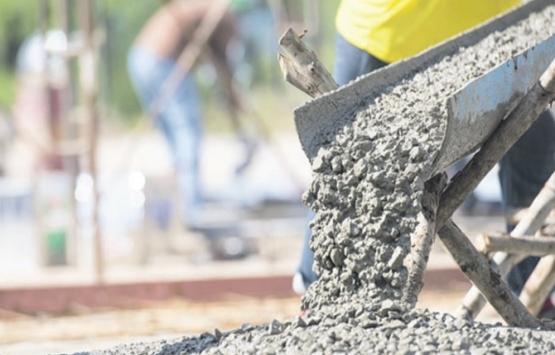 Çimentoda üretim bir