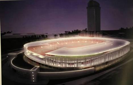 Yeni İnönü Stadı'nın