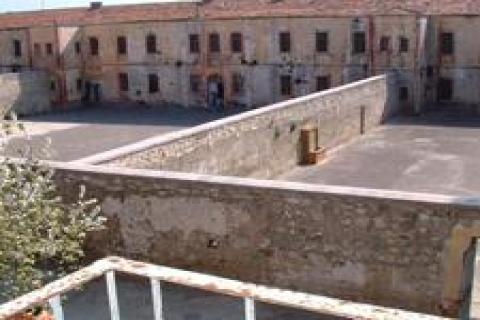 Sinop Cezaevi'nin otel