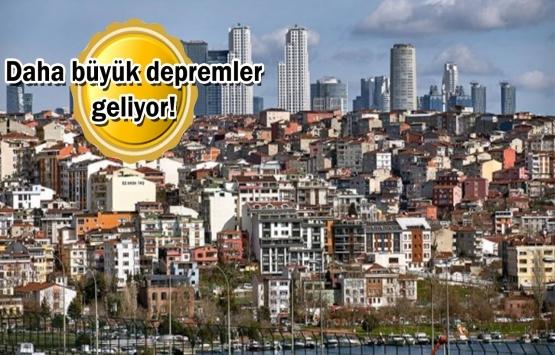 Marmara depremi giderek yaklaşıyor! Güney Marmara'da risk büyük!