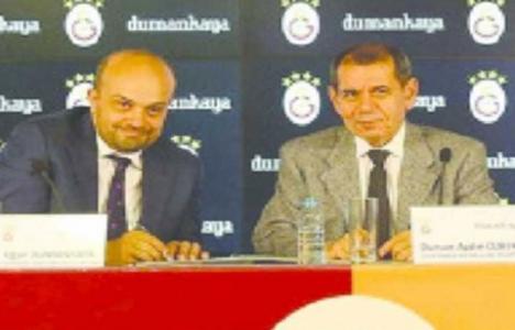 Galatasaray'ın sponsoru