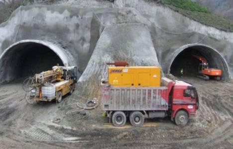 Cankurtaran Tüneli 2014 yılında hizmete girecek!