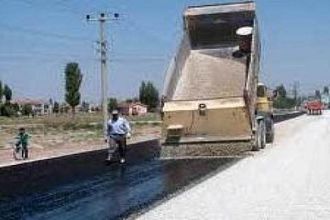 Kastamonu'da kazaya sebep olan yol yeniden yapılıyor