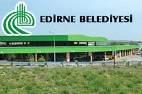 Edirne Belediyesi 10 yıl süreyle otopark kiraya verecek!