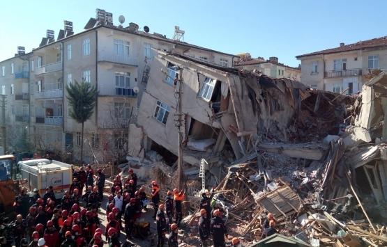 Elazığ depreminde yıkımların nedeni ne?