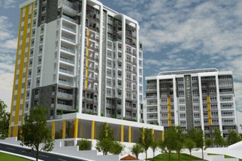 Anka Yapı Işıl Residence'ın ödeme koşulları açıklandı! 3+1'ler 260 bin TL!