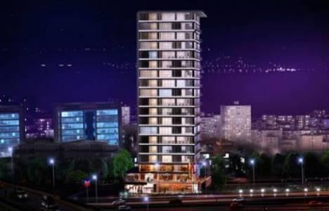Pendik Metrowin Tower satış ofisi!