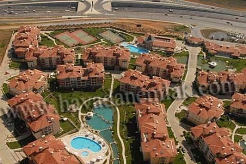 Aktürk Rapsodi Evleri'nde 1 milyon 40 bin TL'ye icradan satılık dubleks daire!