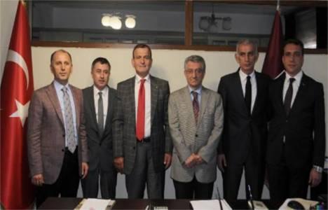 Trabzonspor'un yönetim kadrosunda inşaat sektöründen 4 isim var!