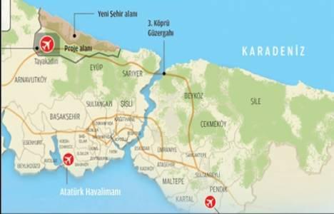 İstanbul 3. Havalimanı bölgesinin seçimindeki önemli etkenler!