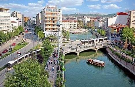 Eskişehir'de 2 milyon