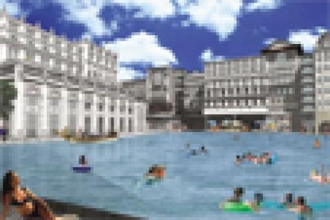 Burj El Arab'ı gölgede bırakacak lüks otel: Mardan İstanbul Palace