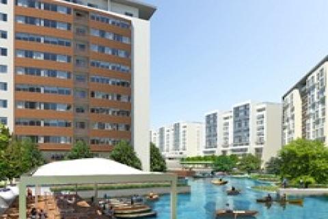 Aqua City Sinpaş 'ta 293 bin TL 'ye 2+1!