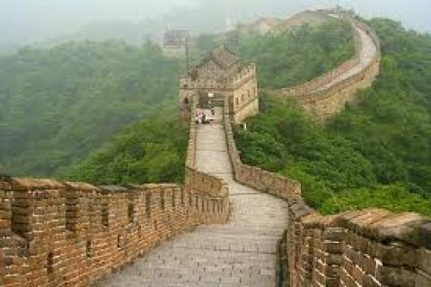 Çin Seddi üç
