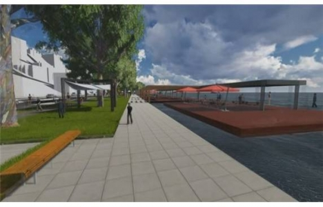 Ordu Limanı'na restoran ve seyir terası yapılacak!