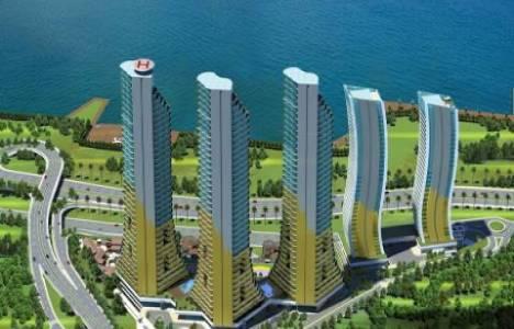 DAP Yapı İstmarina Kartal satılık!