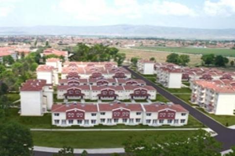 TOKİ, Eskişehir Vadişehir'de 464 konut satacak