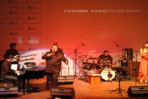 Teknik Yapı'dan `Napolettane alla Turca' Gala Gecesi
