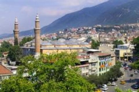 Bursa'nın 'yeşil'i adında