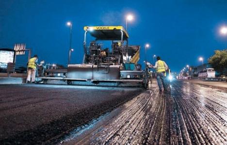 İBB'den 4 bin kilometrelik yol asfaltlama hedefi!