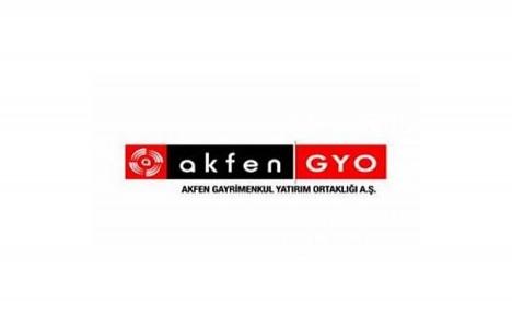 Akfen GYO 16.6 milyon TL kazançta!