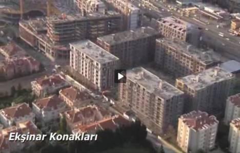 Eroğlu Gayrimenkul projelerinin havadan görüntüleri!
