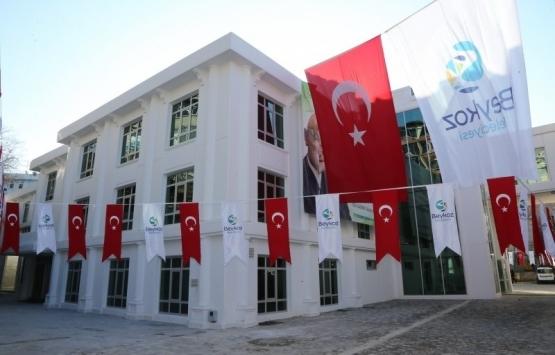 Beykoz Belediyesi Hizmet Binası açıldı!