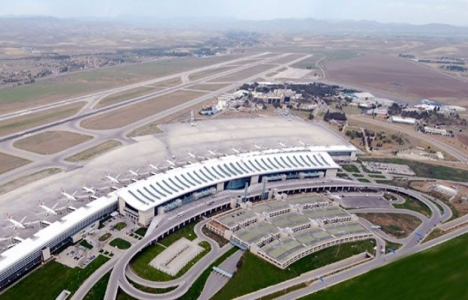 Esenboğa Havalimanı'nda direkt uçuş eksikliği!
