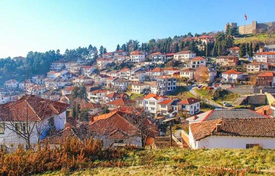 Türk inşaat şirketleri yatırımlarını Makedonya'ya yapıyor!
