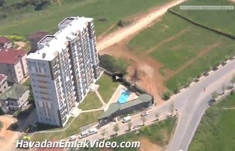 Alemara Tuzla'nın havadan son görüntüleri!