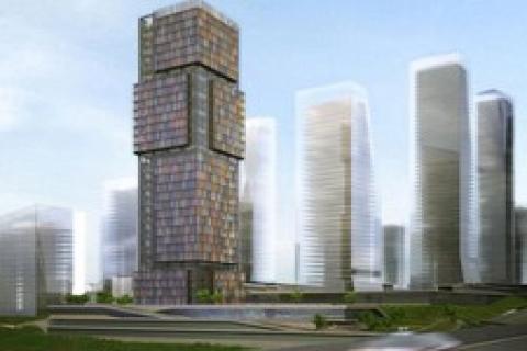 İstanbul Finans Merkezi'ndeki ilk bina TAO Ofis'i Kreatif Mimarlık tasarlıyor!
