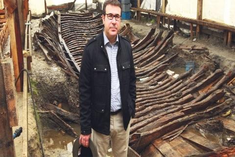 Yenikapı arkeolojik kazılarından gemiler çıkıyor!