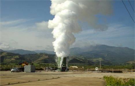 Manisa'da Alaşehir Jeotermal Enerji Santrali projesi için toplantı!