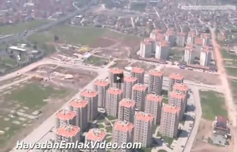 Körfezkent 2 Evleri'nin son halinden görüntüler!