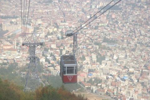 İstanbul'un trafik derdini dereler ve teleferikler çözecek!