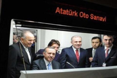 Metro Silivri'den Tuzla'ya uzanıyor