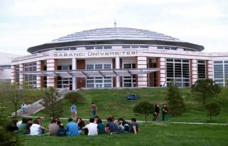 Sabancı Üniversitesi'ne 150