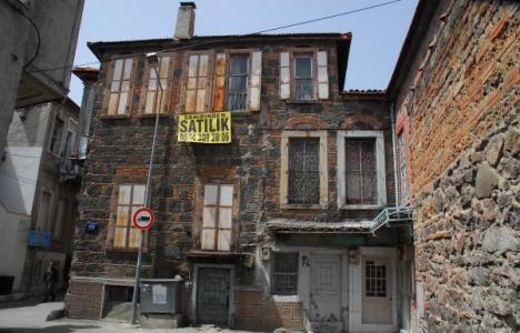 İzmir Basmane'deki eski Türk evi 4 milyon TL'den satışa çıkarıldı!